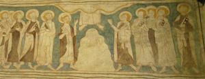 Affreschi del 14. secolo
