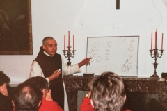 Pellegrinaggio Valsainte 1989