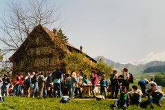 Pellegrinaggio 1991