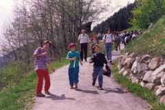 Pellegrinaggio Disentis 1993