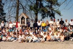 Pellegrinaggio 1996