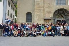 Coira, cattedrale Maria Assunta, 9.5.2010